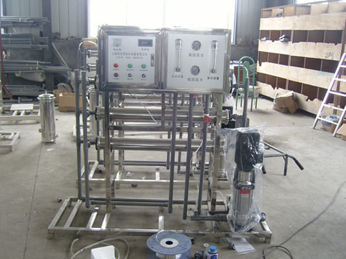 桶装水生产线设备-淮北大禹环保设备厂
