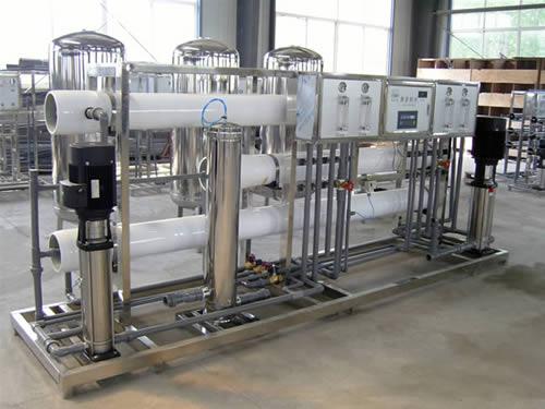 桶装纯净水生产线-淮北大禹环保设备厂